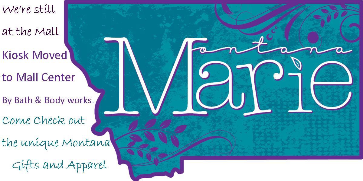 Montana Marie Kiosk | Kalispell Center Mall