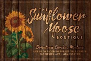 The Sunflower Moose